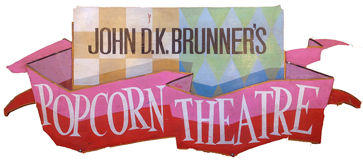 ARCHIVE OF THE PHOTOGRAPHS AND WORKING PAPERS OF THE POPCORN THEATRE MARIONETTES. Theater - Marionettes, John D. K. and Vivian Brunner.