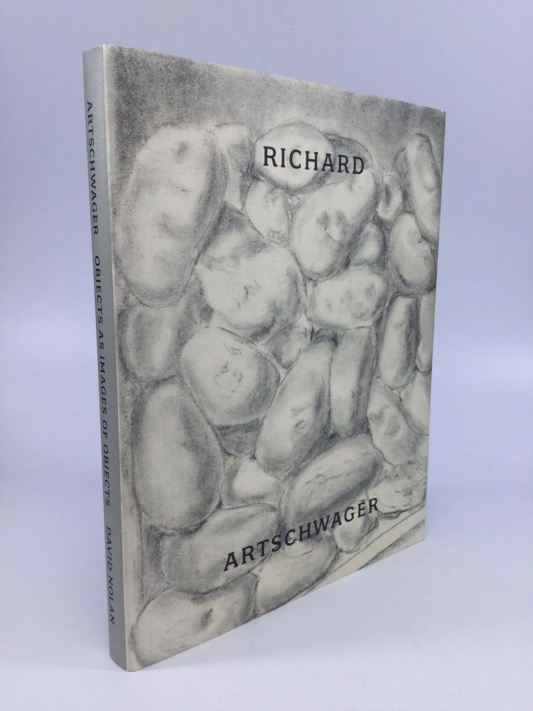 RICHARD ARTSCHWAGER: Objects as Images of Objects. Richard Artschwager.