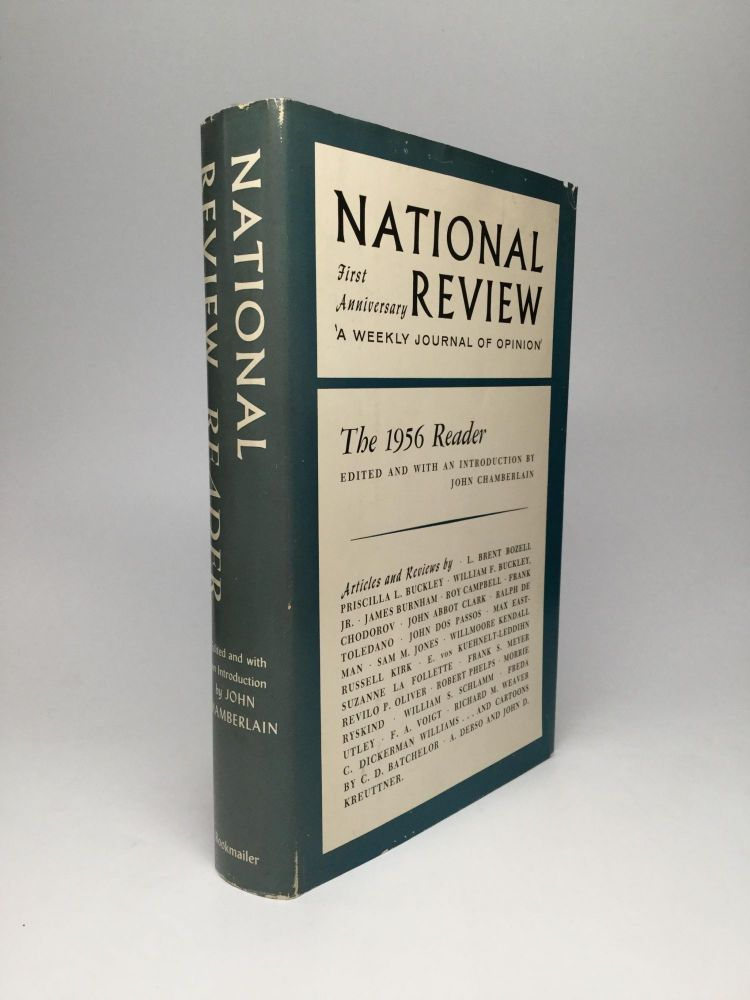 THE NATIONAL REVIEW READER. John Chamberlain.
