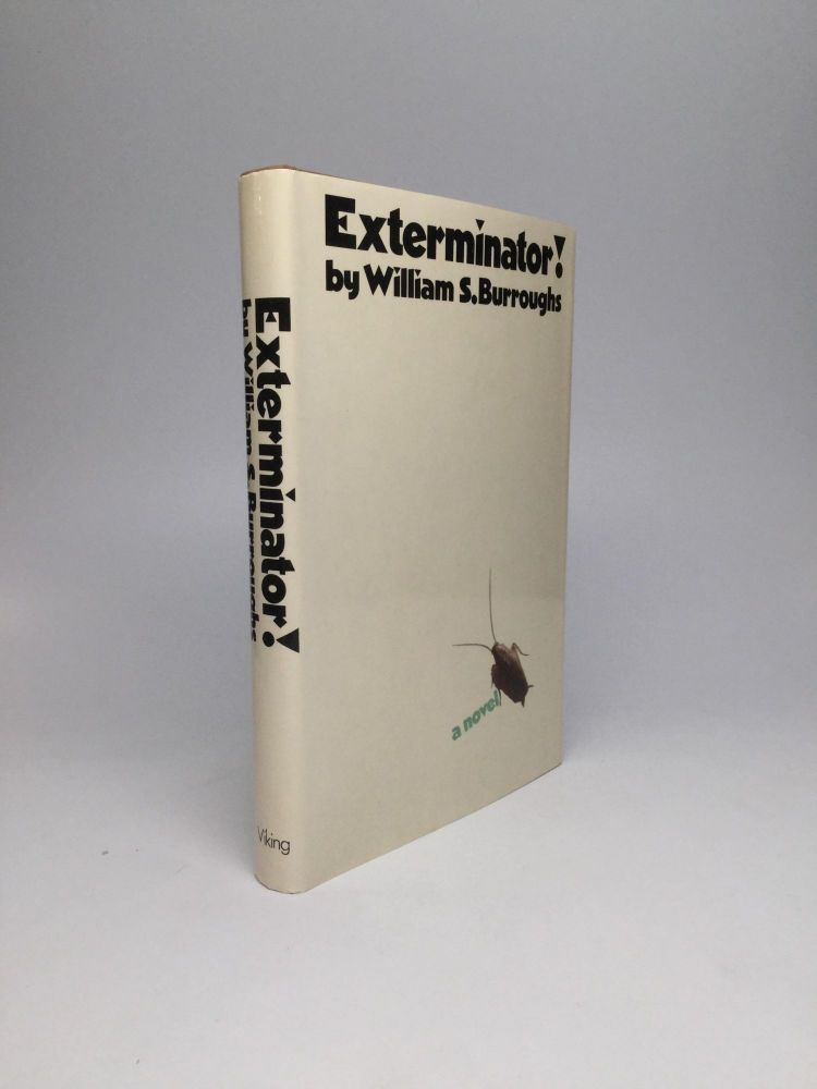 EXTERMINATOR! William S. Burroughs.