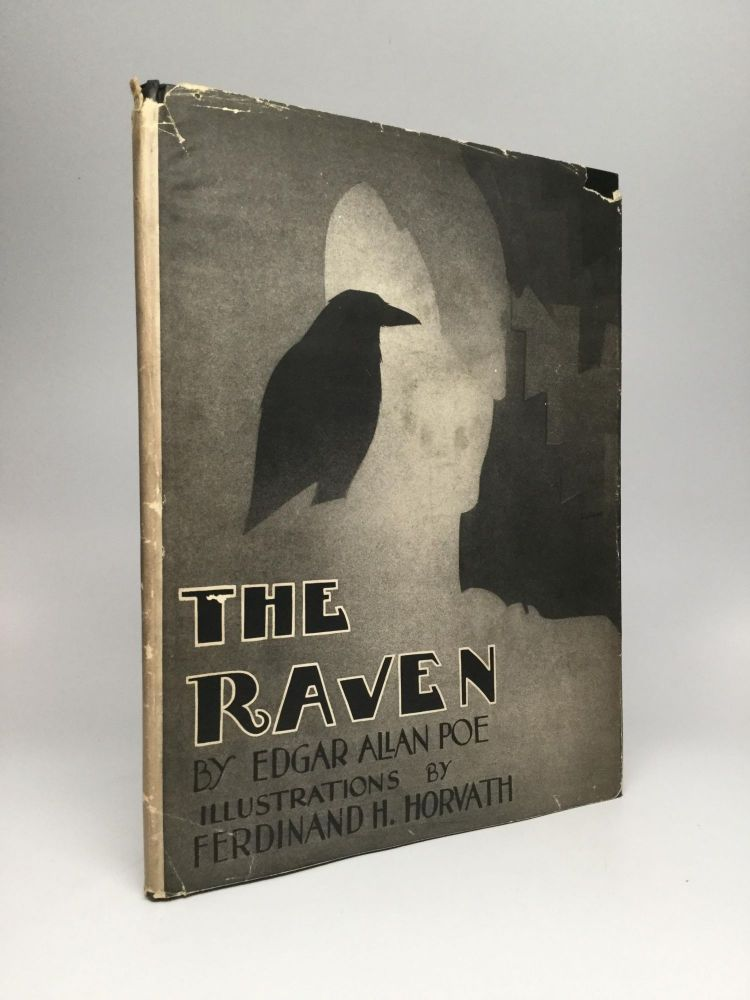 THE RAVEN, together with the PHILOSOPHY OF COMPOSITION. Edgar Allan Poe.