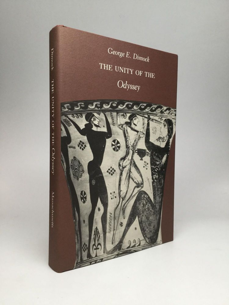 THE UNITY OF THE ODYSSEY. George E. Dimock.