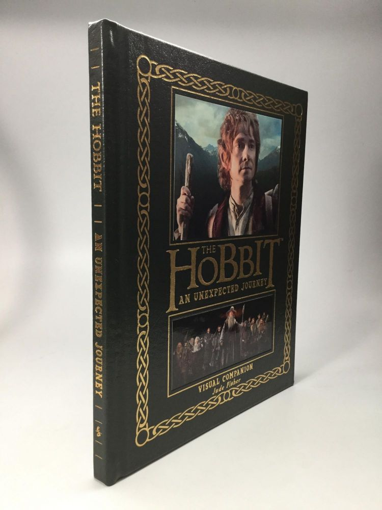 THE HOBBIT: An Unexpected Journey Visual Companion. Jude Fisher.