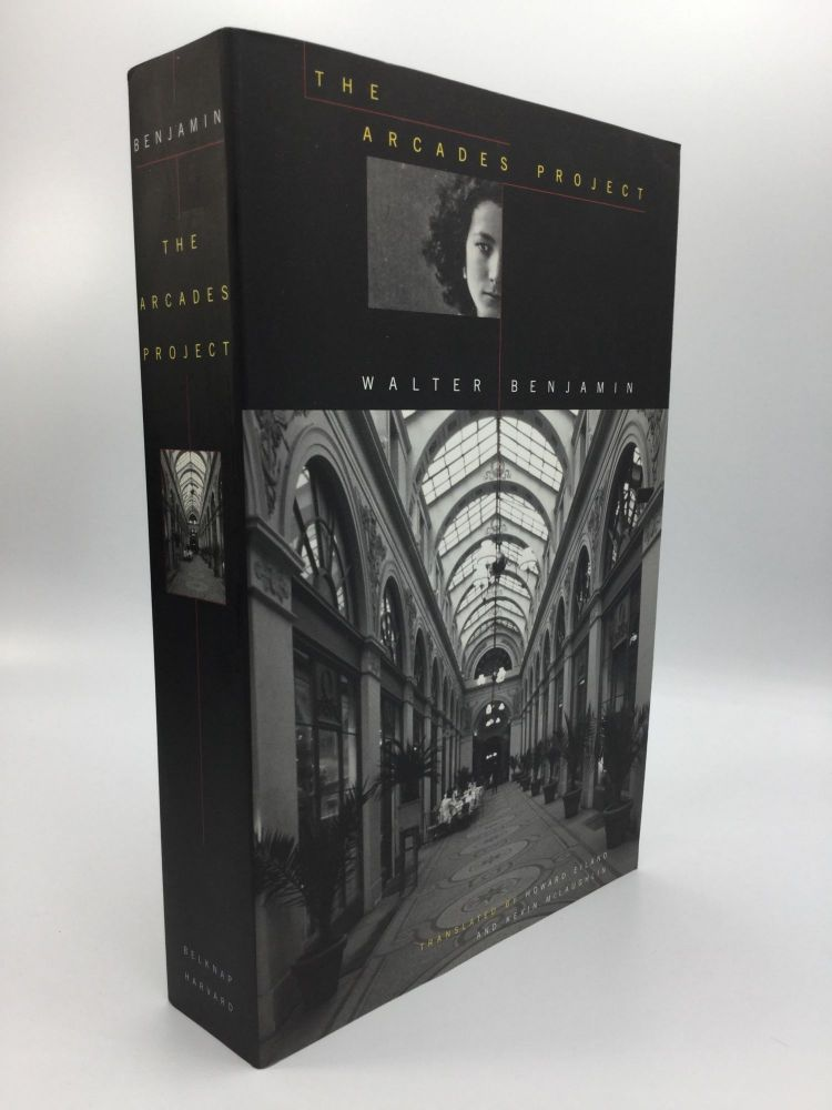 THE ARCADES PROJECT: Translated by Howard Eiland and Kevin McLaughlin. Walter Benjamin.