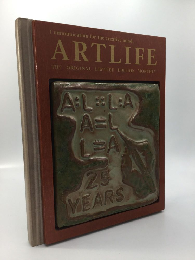 ARTLIFE: Volume 25, Number 11 – Issue No. 276. Joe Cardella.