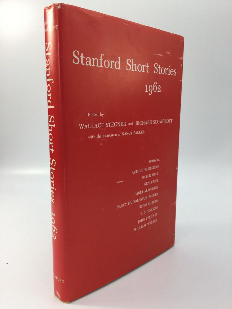 STANFORD SHORT STORIES 1962. Wallace Stegner, Richard Scowcroft, the assistance of Nancy Packer.