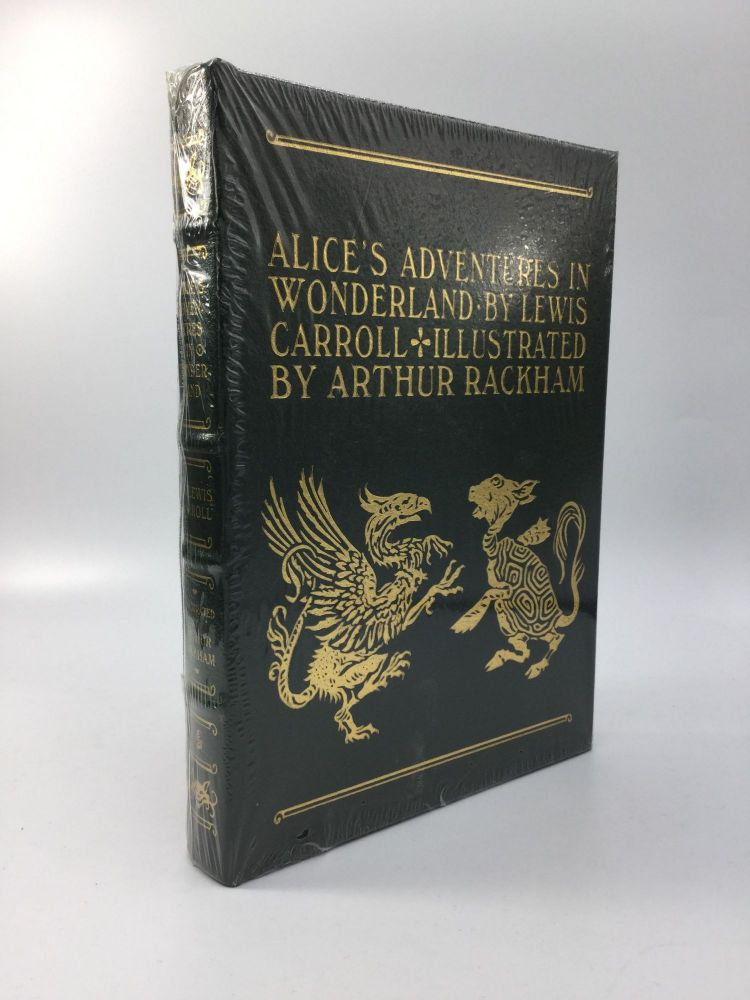 ALICE'S ADVENTURES IN WONDERLAND, Illustrated by Arthur Rackham. Lewis Carroll.