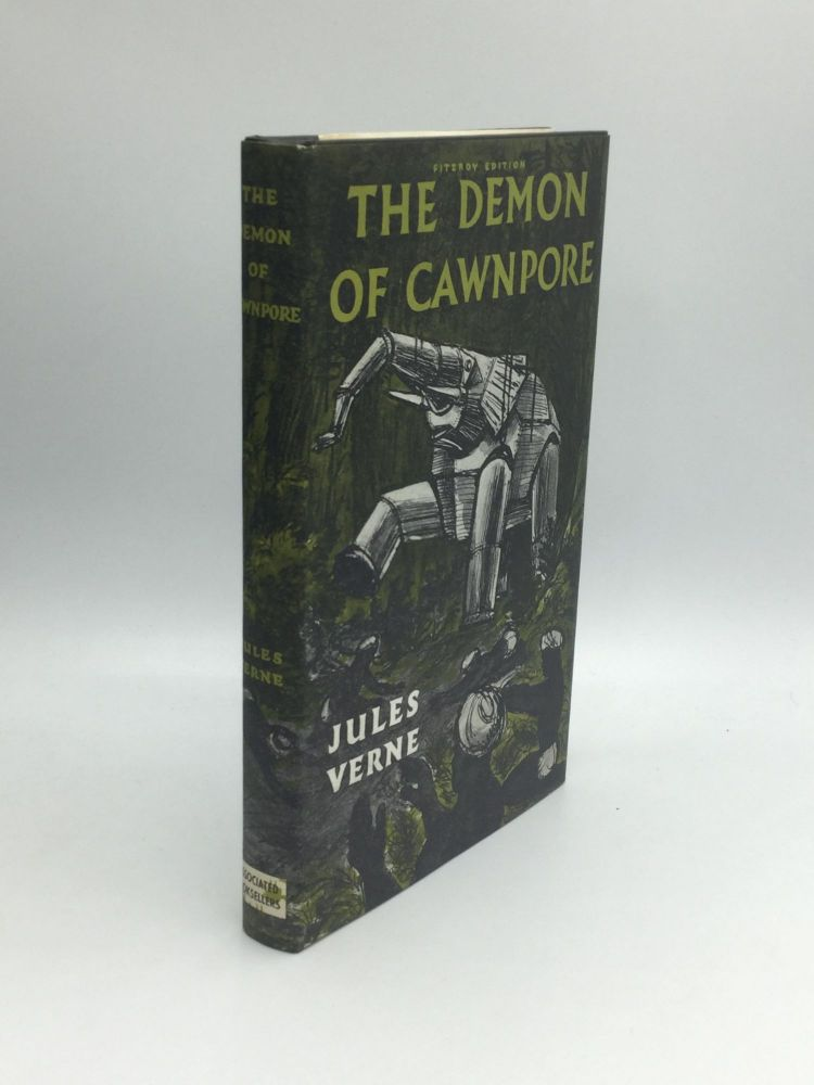 THE DEMON OF CAWNPORE. Jules Verne.