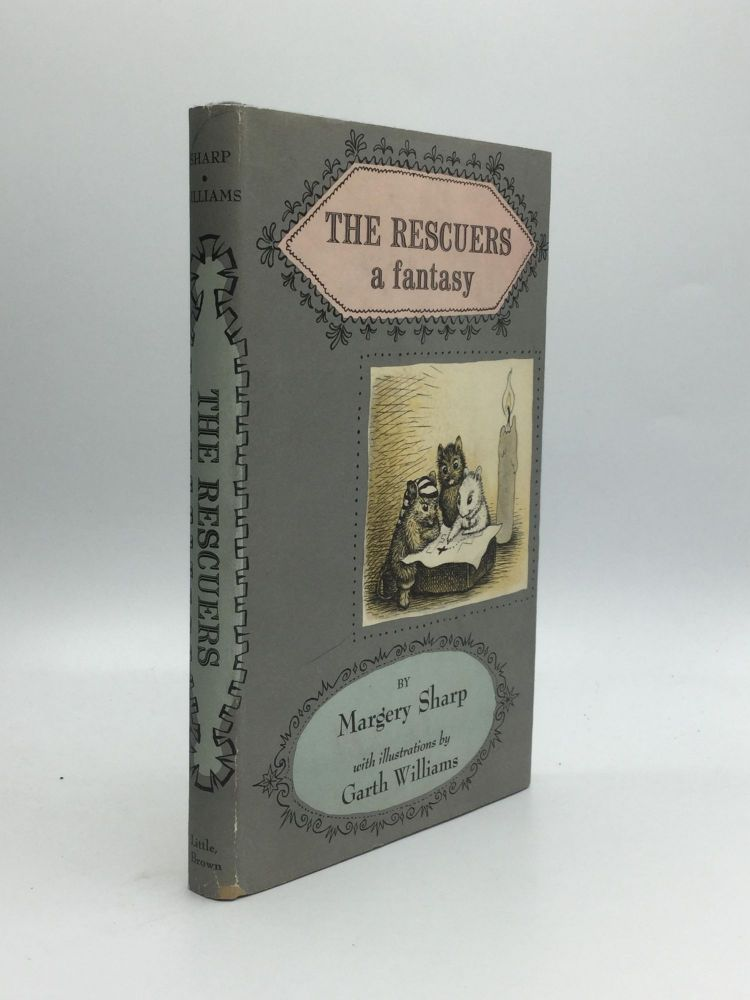 THE RESCUERS: A Fantasy. Margery Sharp.