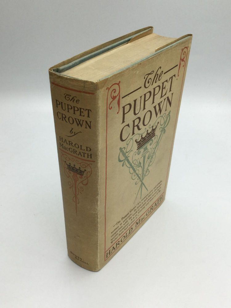 THE PUPPET CROWN. L. Frank Baum, Harold MacGrath.