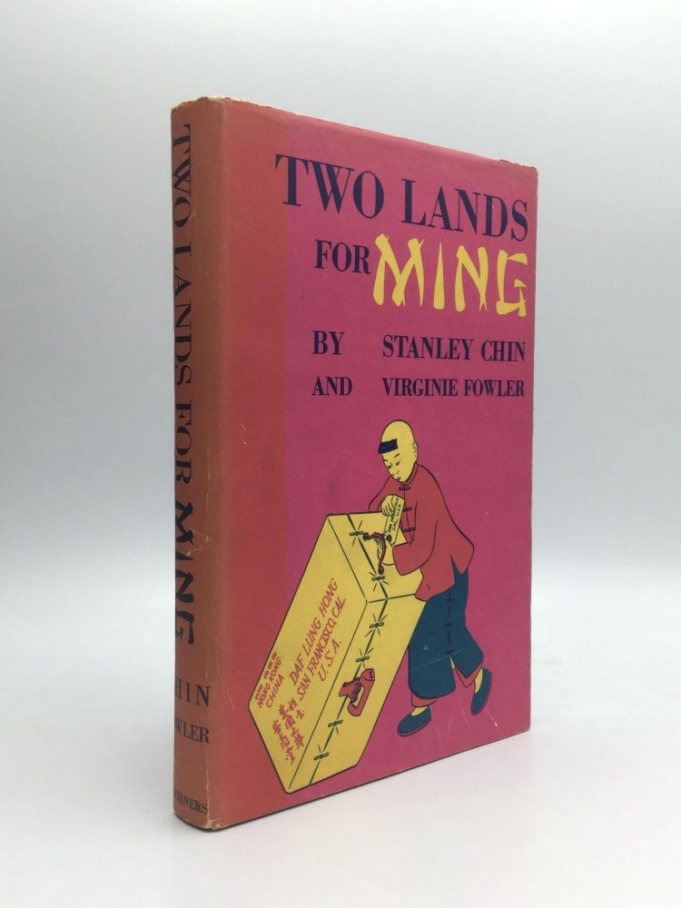 TWO LANDS FOR MING. Stanley Hong Chin, Virginie Fowler.