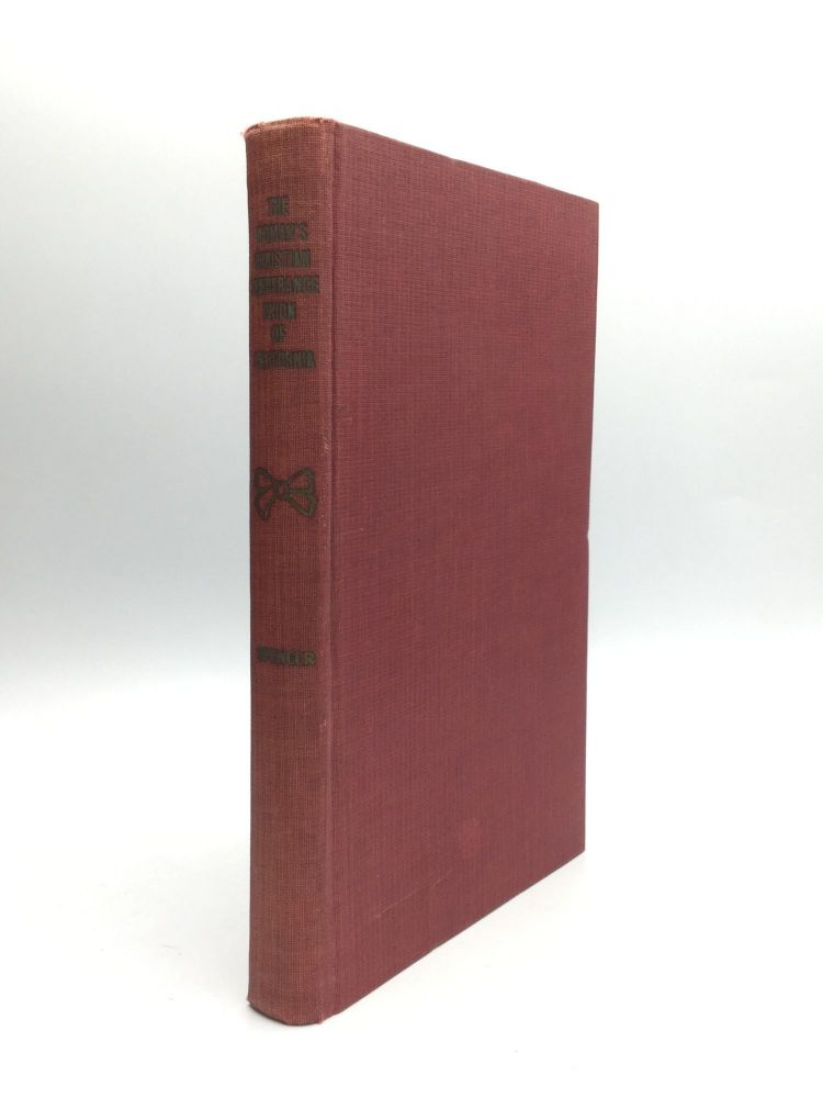 A HISTORY OF THE WOMAN'S CHRISTIAN TEMPERANCE UNION OF NORTHERN AND CENTRAL CALIFORNIA, Written by Request of the State Convention of 1911. Mrs. Dorcas James Spencer.