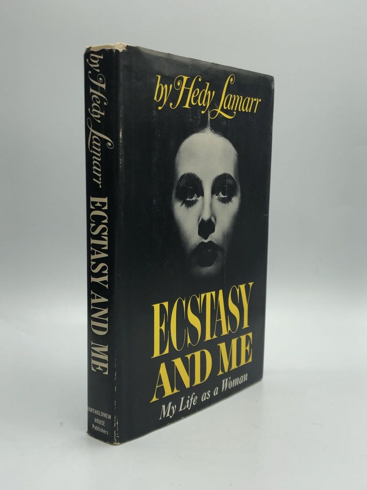 ECSTASY AND ME: My Life as a Woman. Hedy Lamarr.