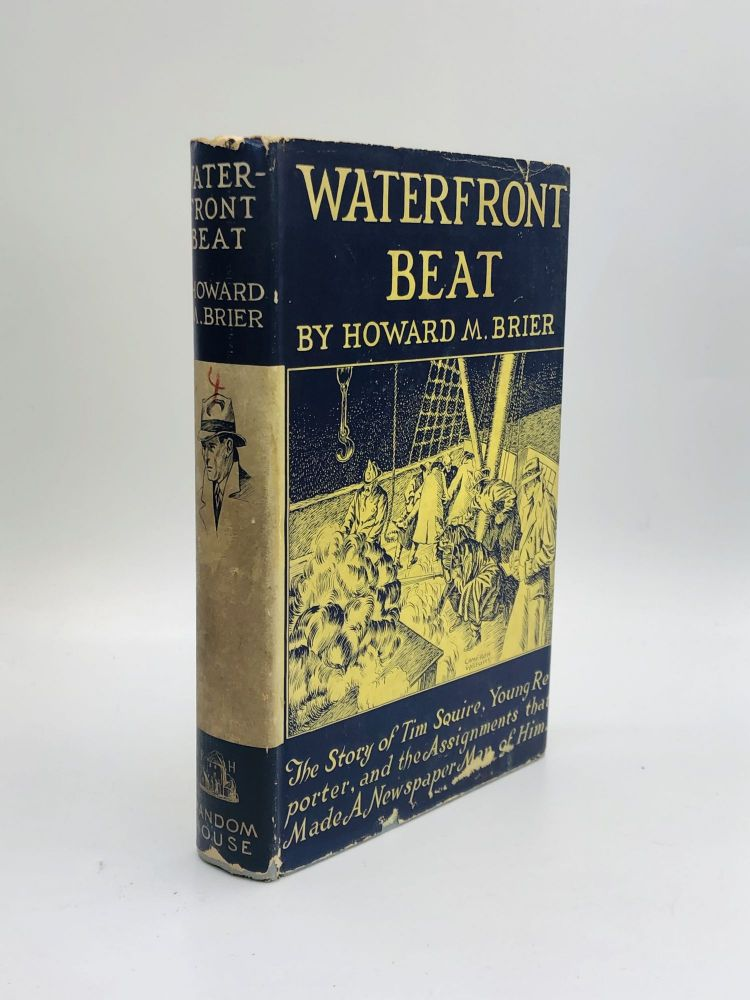WATERFRONT BEAT. Howard M. Brier.