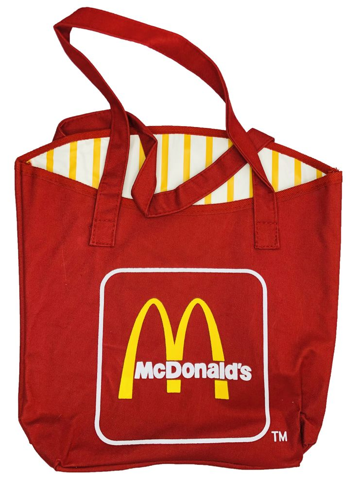 MCDONALD'S FRANCHISE COLLECTION. Culinary - Fast Food.