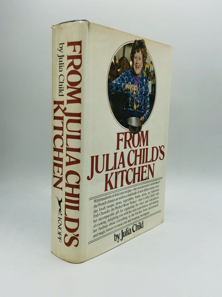 FROM JULIA CHILD'S KITCHEN. Julia Child.