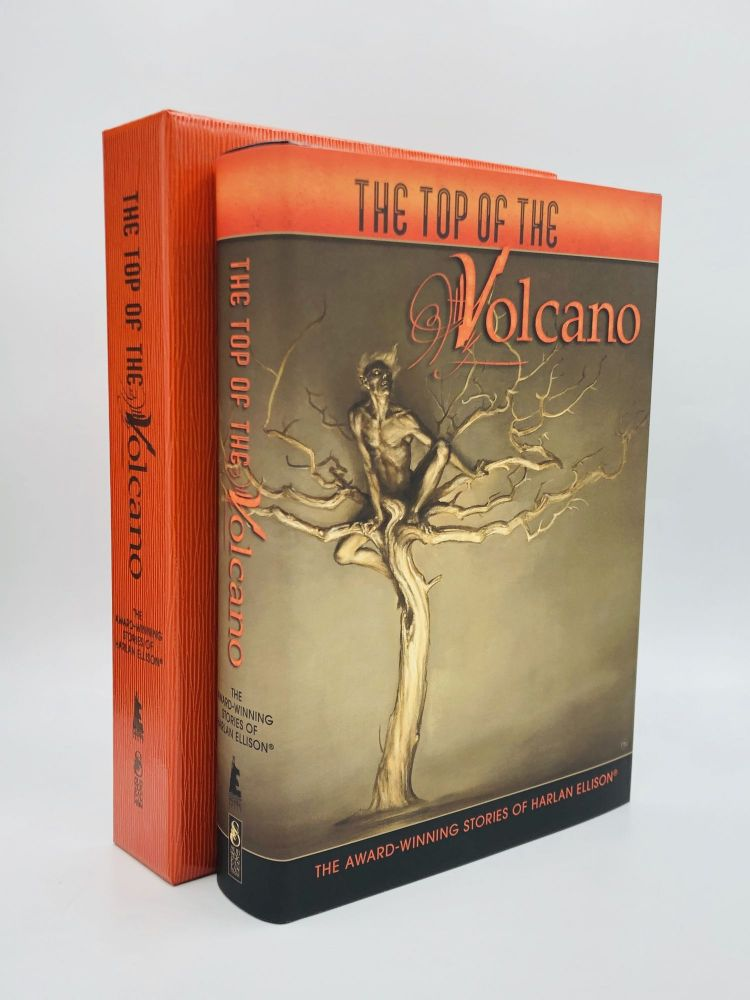 THE TOP OF THE VOLCANO: The Award-Winning Stories of Harlan Ellison. Harlan Ellison.