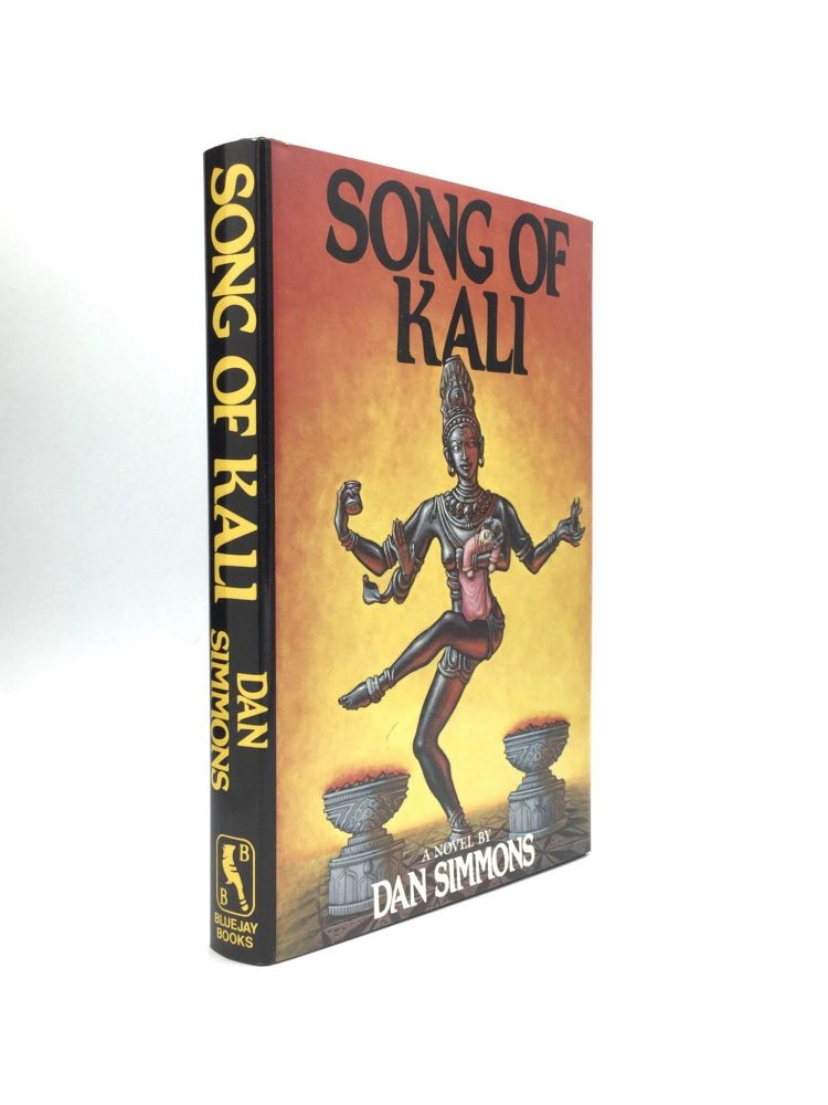 SONG OF KALI. Dan Simmons.