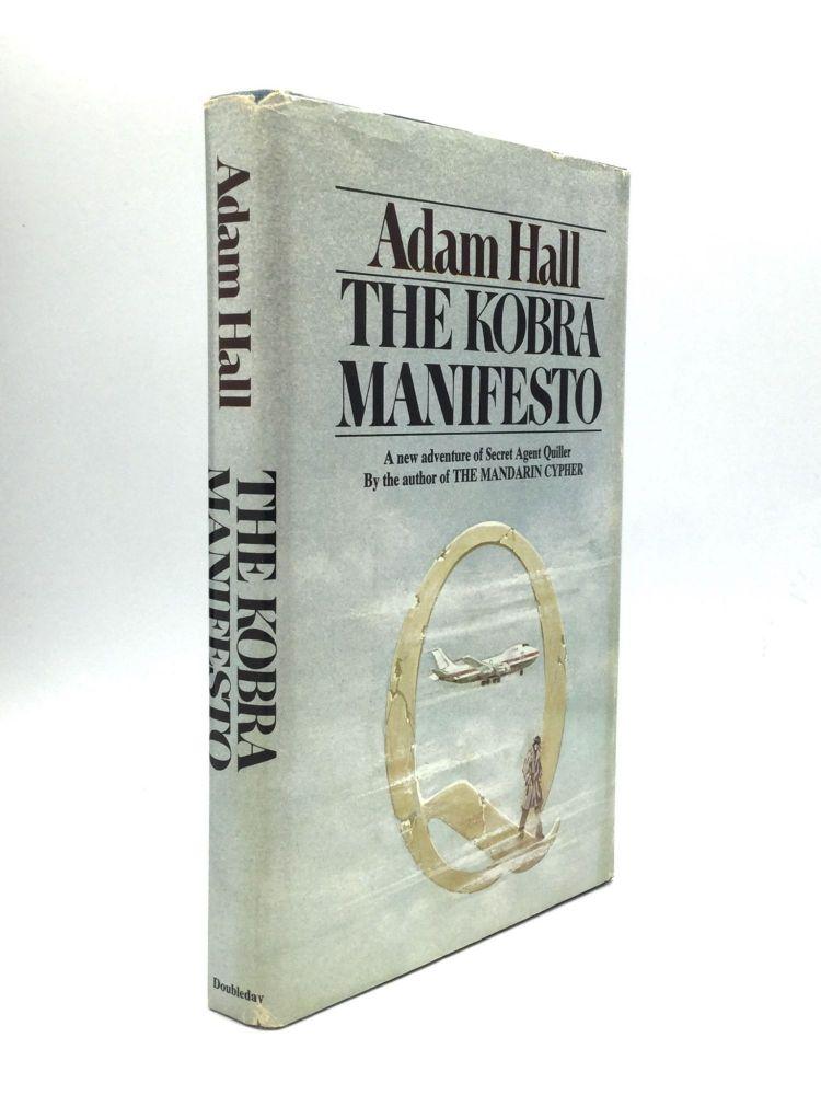 THE KOBRA MANIFESTO. Adam Hall, Elleston Trevor.