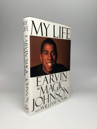 "MY LIFE. Earvin ""Magic"" Johnson, William Novak"
