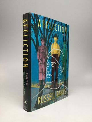 AFFLICTION: A Novel. Russell Banks.