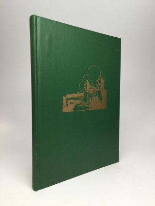 A PICTORIAL HISTORY OF THE PHYSICAL DEVELOPMENT OF MISSION SANTA BARBARA FROM BRUSH HUT TO...