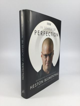IN SEARCH OF PERFECTION. Heston Blumenthal