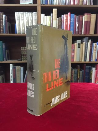 THE THIN RED LINE. James Jones.