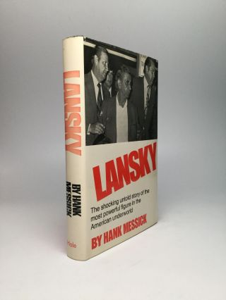 LANSKY. Hank Messick