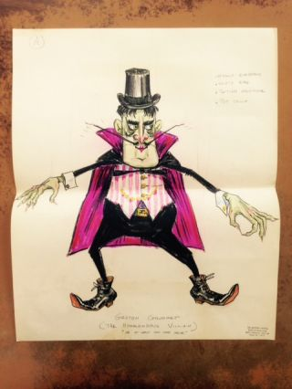 ARCHIVE OF THE PHOTOGRAPHS AND WORKING PAPERS OF THE POPCORN THEATRE MARIONETTES