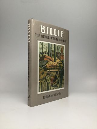 BILLIE: The Nevill Letters: 1914-1916. Ruth Elwin Harris
