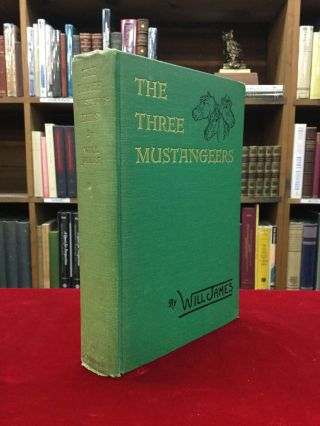 THE THREE MUSTANGEERS