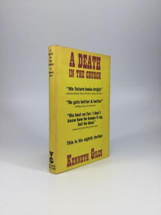 A DEATH IN THE CHURCH. Kenneth Giles