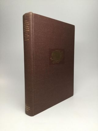 EARLY AMERICAN BOOK ILLUSTRATORS AND WOOD ENGRAVERS, 1670-1870; Volume I: Main Catalogue....