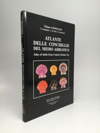 ATLANTE DELLE CONCHIGLIE DEL MEDIO ADRIATICO: Atlas of shells from Central Adriatic Sea. Tiziano...