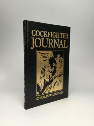 COCKFIGHTER JOURNAL