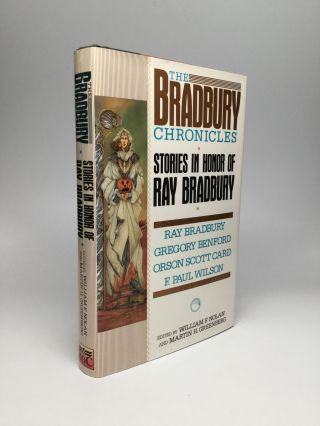 THE BRADBURY CHRONICLES: Stories in Honor of Ray Bradbury. Ray Bradbury, Martin H. Greenberg,...