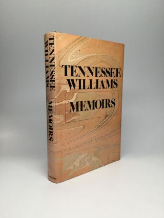 MEMOIRS. Tennessee Williams.