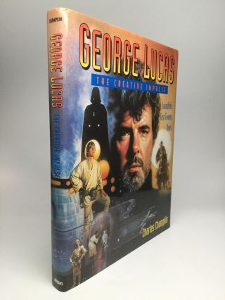 GEORGE LUCAS: The Creative Impulse. Charles Champlin