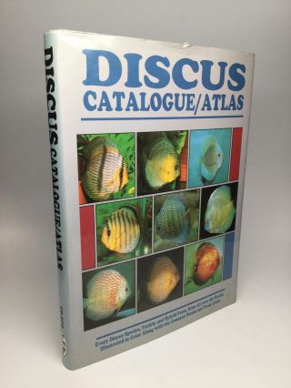 DEGEN'S DISCUS CATALOGUE/ATLAS. Bernd Degen
