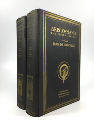 ARISTOPHANES: The Eleven Comedies: Literally and Completely Translated from the Greek Tongue into...