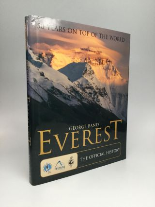 EVEREST: 50 Years on Top of the World. George Band