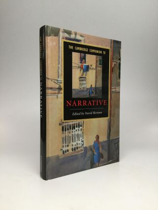 THE CAMBRIDGE COMPANION TO NARRATIVE. David Herman