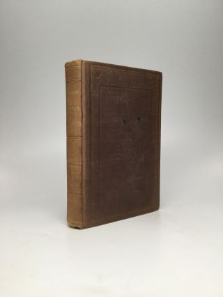 THE MISCELLANEOUS WRITINGS OF MILES P. SQUIER, D.D. Late Professor of Intellectual and Moral...