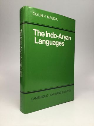 THE INDO-ARYAN LANGUAGES. Colin P. Masica