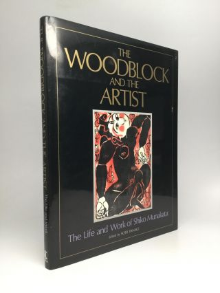 THE WOODBLOCK AND THE ARTIST: The Life and Work of Shiko Munakata. Shiko Munakata