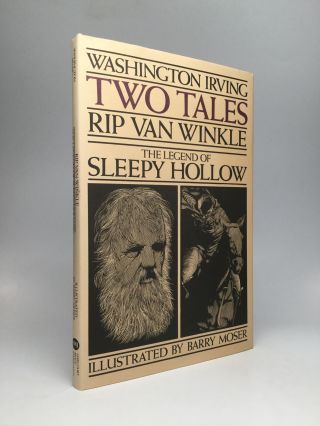 TWO TALES: Rip Van Winkle and The Legend of Sleepy Hollow. Washington Irving.