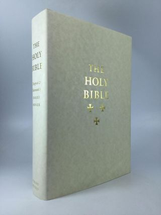 THE HOLY BIBLE, Containing All the Books of the Old and New Testaments - King James Version