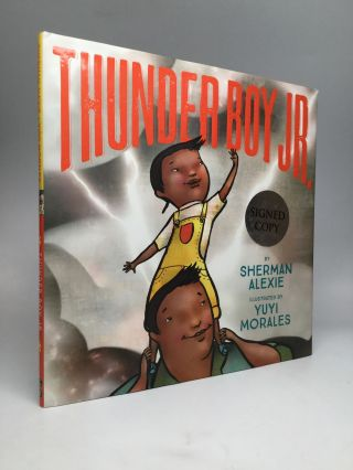THUNDER BOY JR. Sherman Alexie