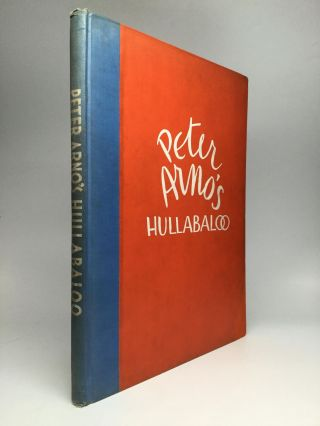 Peter Arno's HULLABALOO. Peter Arno